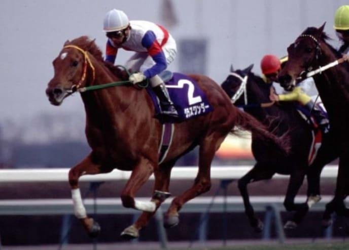 競走馬 ランキング グラスワンダー